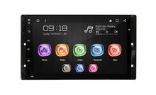 Zawsze 7 #8222 ekran IPS z systemem Android 9 0 octa-core Ram 2GB Rom 32GB samochodowe multimedia dla Ford Victoria 2002-2010 bez odtwarzacza DVD tanie tanio Allways Jeden Din 1024*600 19 5cm*16cm*10 5cm AL-F7001 RCA USB Dvd-r rw Dvd-ram Video cd Jpeg Bluetooth Wbudowany gps Odtwarzacz cd