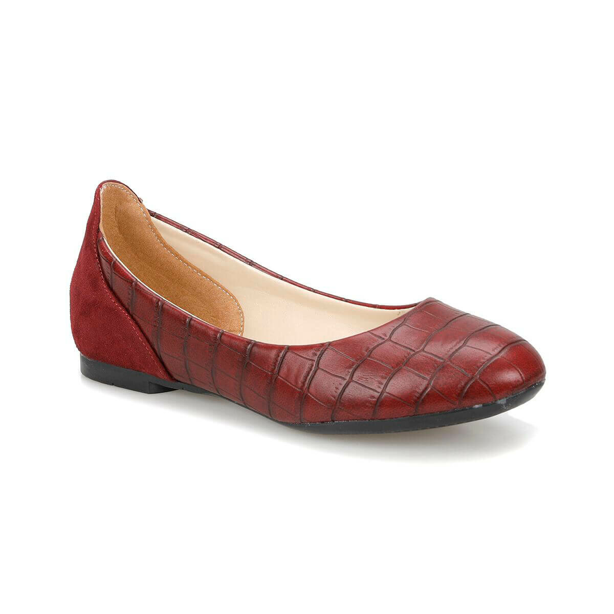 FLO 82. 310200.Z Burgundy Women 'S Shoes Polaris