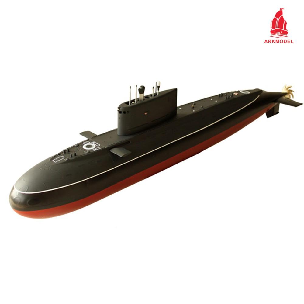 ARKMODEL 1//72 Red Shark RC U-Boot-Set Nuclear Dynamic Diving Plastic Modell KIT