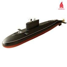 Arkmodel 1: 72 проект 877EKM/636 кило класс атака подводная лодка пластиковая модель комплект