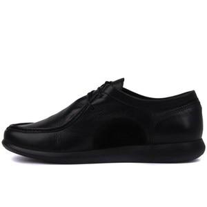Image 3 - Sail lakers sapatos de couro genuíno dos homens marca calçado antiderrapante grosso único moda sapatos casuais masculinos de alta qualidade mocassins zapatos de hombre
