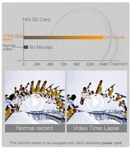 Image 3 - オリジナルAiba A12 1296P HDダッシュカムビルトインWIFI 170ワイドカーカメラwith WDRナイトビジョンカーDVR 24Hパーキングモニターダッシュカム ドライブレコーダー