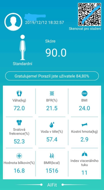 Body Fat Scale Floor Scientific Smart Electronic LED Digital Weight Bathroom Scales Balance Bluetooth APP Android IOS|Bathroom Scales|   - AliExpress