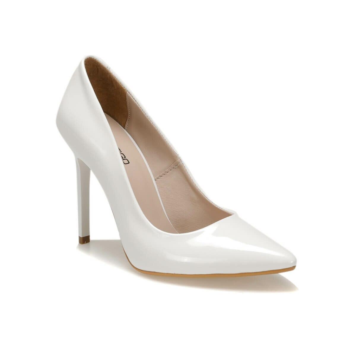 FLO 19S-429 White Women 'S Shoes BUTIGO