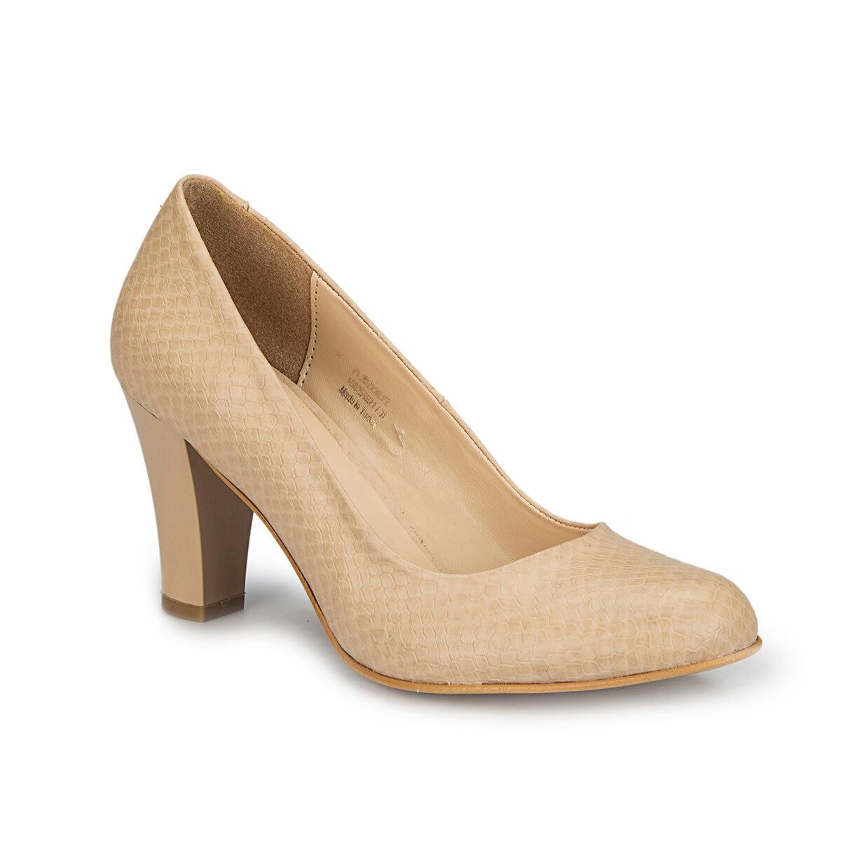 FLO 81.307228YZ Beige Women 'S Shoes Polaris