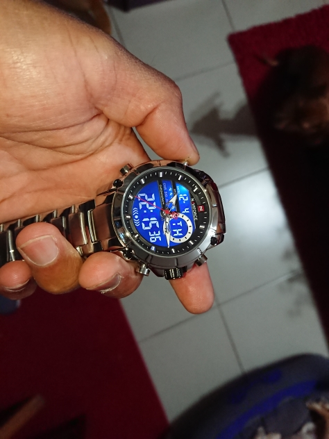 -- Relógio Naviforce Homens