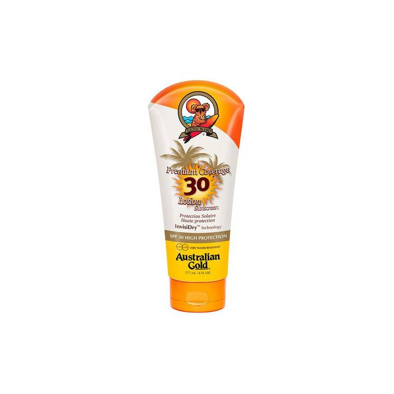 Sun Lotion Premium Coverage Australian Gold SPF 30 (177 Ml)