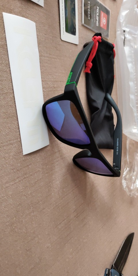Lunettes de soleil UV400 fashion KDEAM polarisées