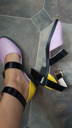 sandálias femininas slip-on slip-on sandálias