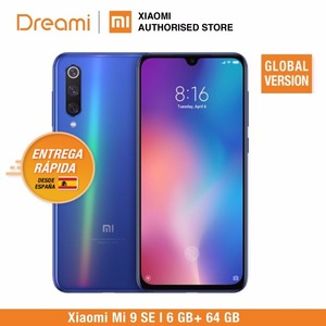 Image 1 - Global Version Xiaomi Mi 9 SE 64GB ROM 6GB RAM (Official Rom) Mi9 SE 64gb