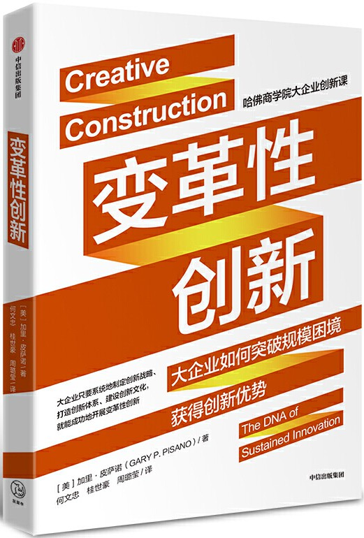 《变革性创新》加里·皮萨诺【文字版_PDF电子书_下载】