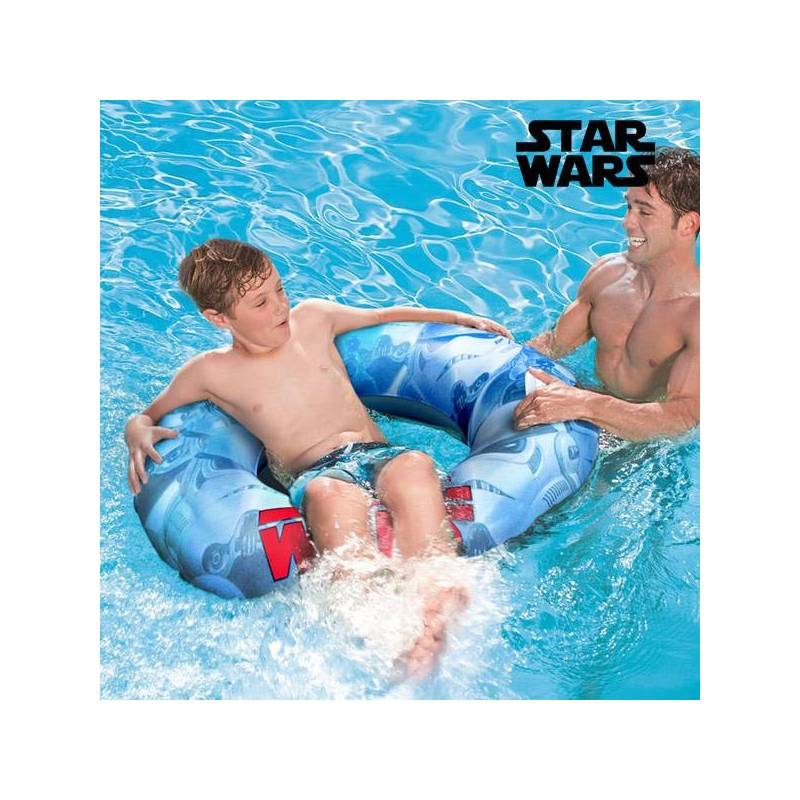 Wheel-Inflatable Float With Handles Star Wars