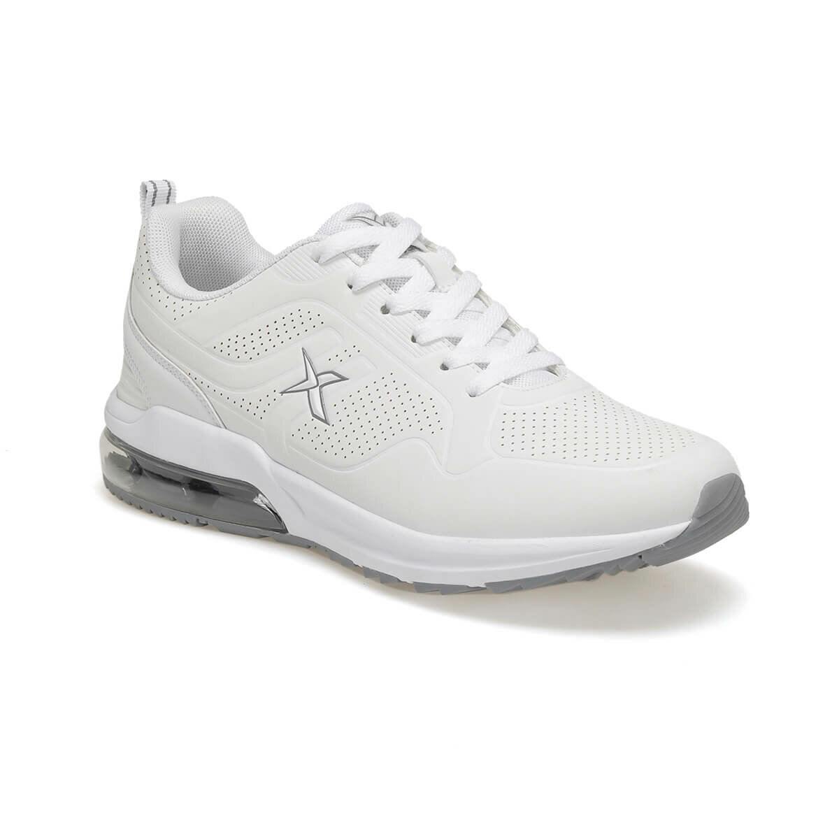 FLO ASPEN M 9PR White Men 'S Sneaker Shoes KINETIX