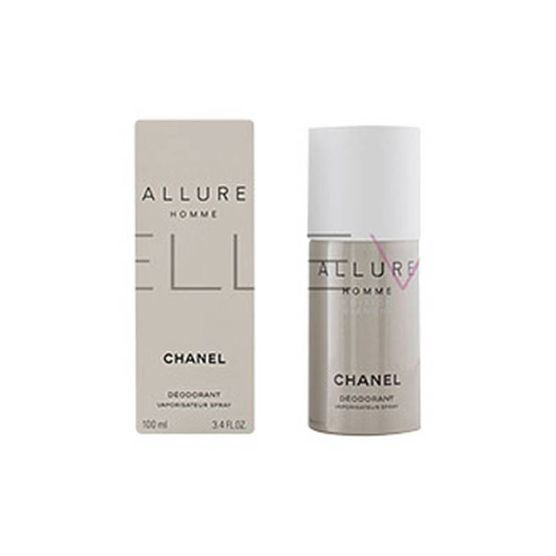 Deodorant Spray Allure Homme Edition Blanche Chanel (100 Ml)