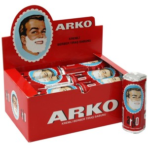 Arko palo jabón de afeitar 75 G x 10 Uds