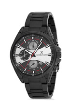 Daniel Klein DK011659B-01 Men Wristwatch Clock cheap 3Bar Fashion Casual