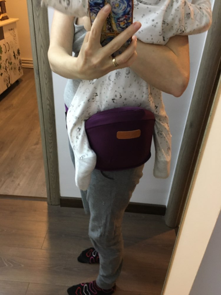 Baby Hip Seat Carrier photo review