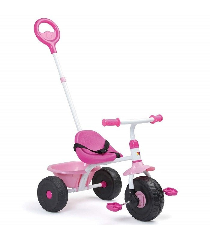 TRICYCLE URBAN TRIKE BABY PINK