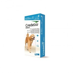 CREDELIO 900 mg ectoparasiti.gc.ca 6 comprimés pour chiens