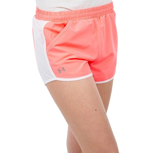 Sports Shorts For Women Under Armour 1297125 Coral