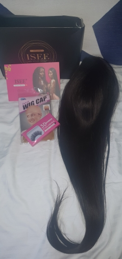 Straight Wigs For Women photo review