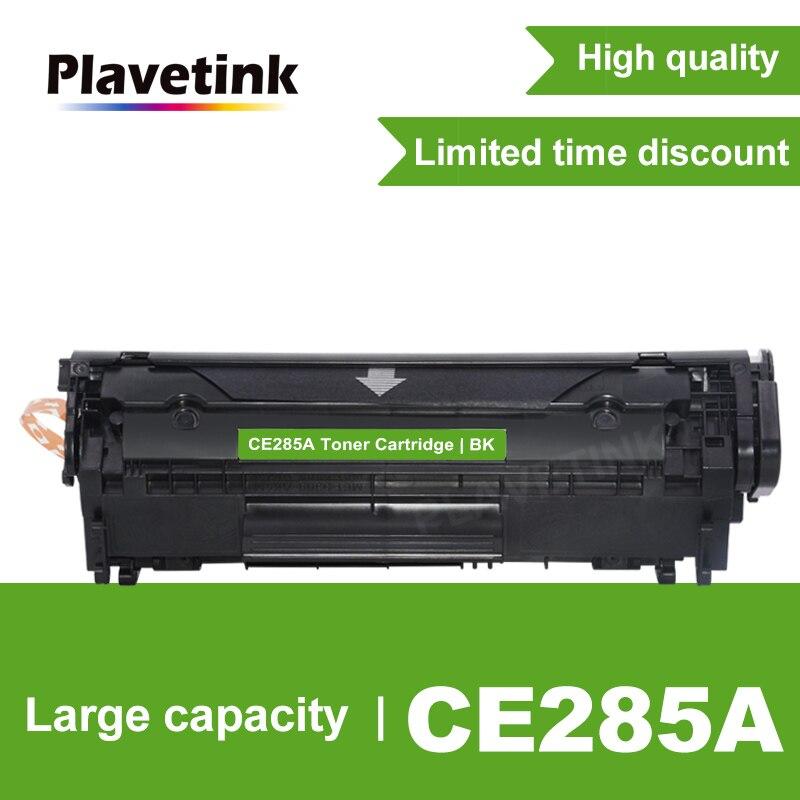 Cartucho de Toner Preto para hp Plavetink Laserjet Pro P1102 M1130 M1132 M1210 M1212nf M1214nfh M1217nfw 285 85a 285a Ce285a