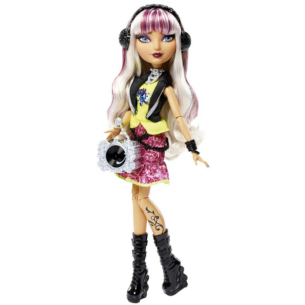 Doll Ever After High Melody Piper-basic