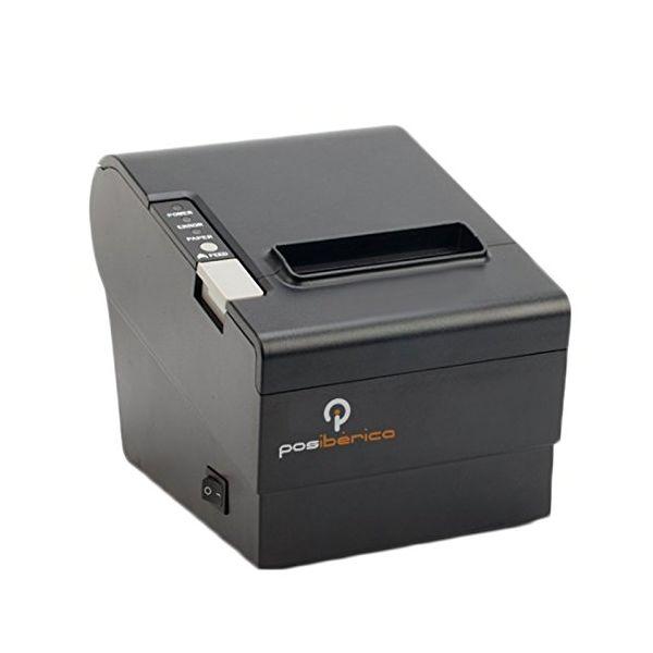 Posiberica Thermal printer P80 USB/RS232/WIFI Printers     - title=