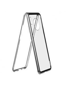 Серебряный магнитный чехол для Huawei Mate 30