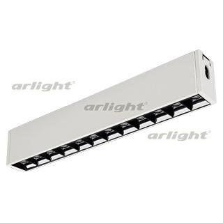029006 Lamp CLIP-38-LASER-S330-12W Warm3000 (WH, Deg, 24 V) ARLIGHT 1-pc