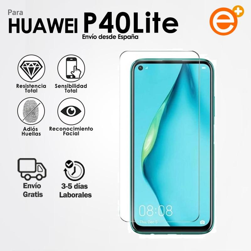 Защитная пленка из закаленного стекла для Huawei P40 lite Защитное стекло для смартфона E-PLUS