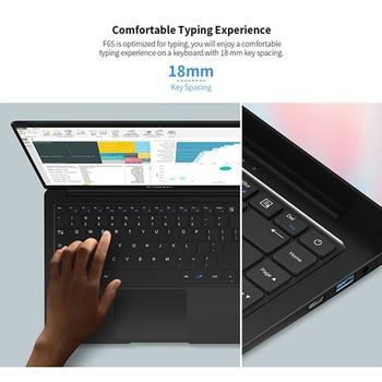 Newest Teclast F6S Laptop 13.3″ Wins10 notebook 1920×1080 IPS Intel Apollo Lake 8GB LPDDR4 128GB SSD Notebook 1.28KG Mini-HDMI 3