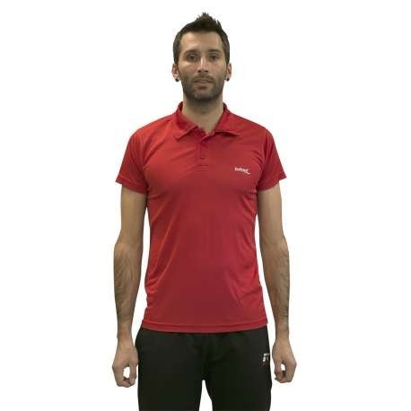 POLO SOFTEE TECHNICS DRY NIÑO - 6 AÑOS - COLOR ROJO