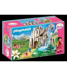 Playmobil 70254 Lake With Heidi, Pedro And Clear Toy Store