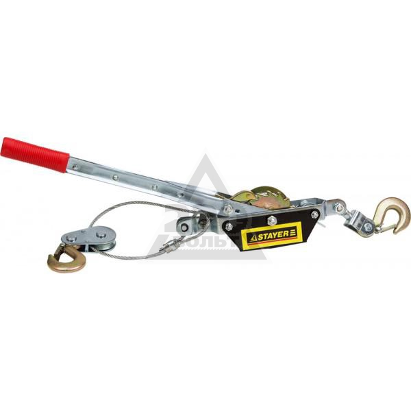 Mechanical Winch STAYER