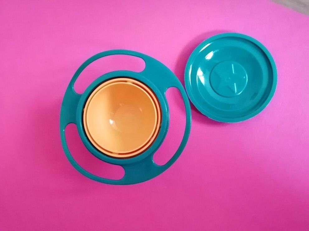360-Degree Rotating Baby Bowl photo review