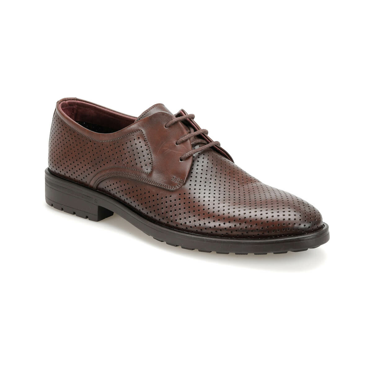 FLO FL58 Brown Men Shoes Garamond