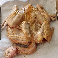 黑胡椒蜜汁烤鸡的做法图解6