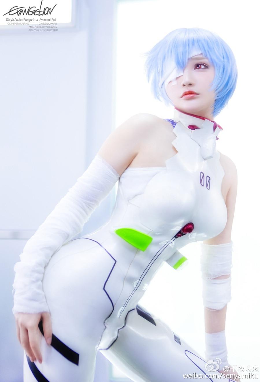 千夜未来(Senya Miku) – 最萌女神写真作品合集插图2
