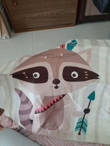 Cute animal cushion covers photo review