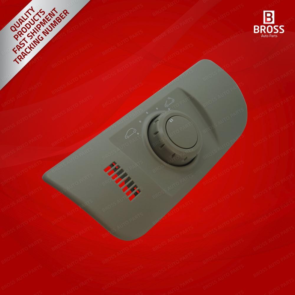 BSR578 Sunroof Control Switch Panel 254500002R Beige for Megane 3 Scenic 3 Laguna 2-3 Latitude