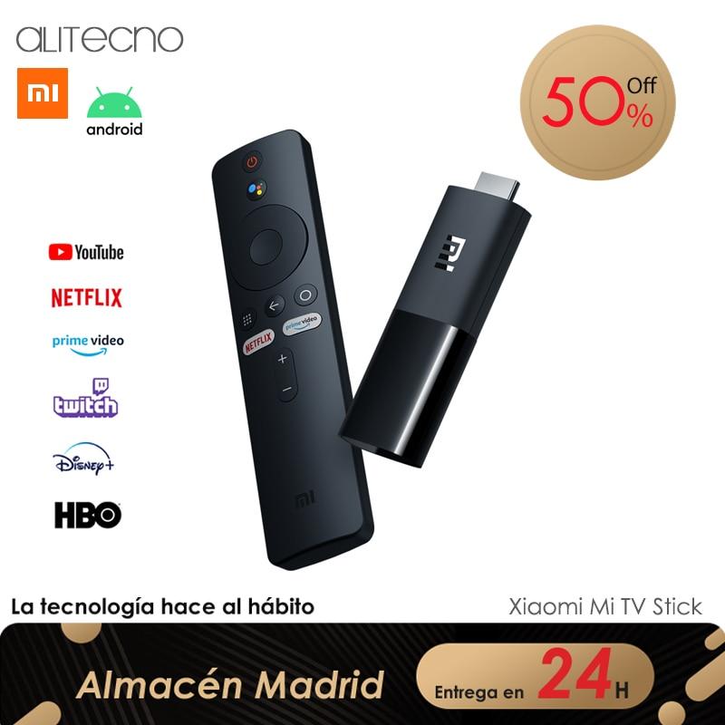 Xiaomi Mi TV Stick Mi TV Stick Xiaomi Android TV Xiaomi TV Stick Für Android iOS Spielt Spotify Netflix Chrome enthalten
