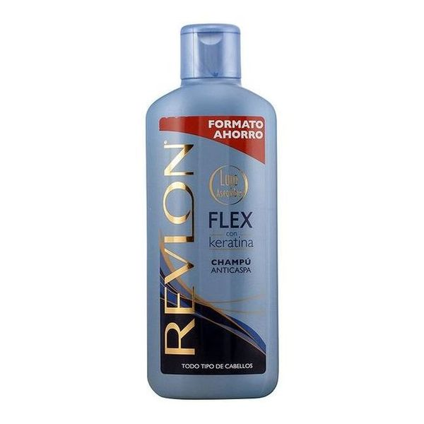 Anti-dandruff Shampoo Flex Keratin Revlon