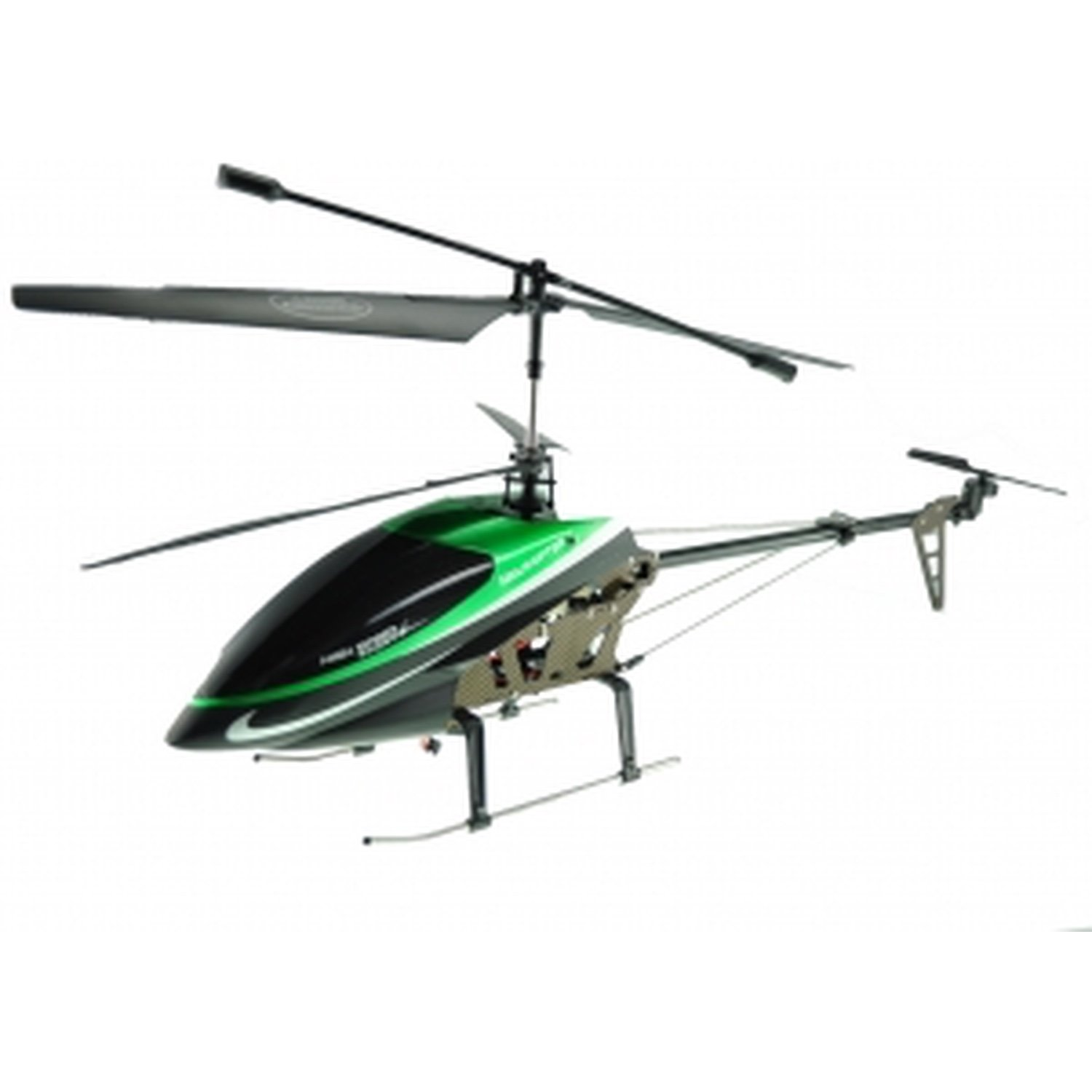 RC HELICOPTER MODEL F-28 () 3.5 CHANEL, GYROSCOPE, METALLIC ALLOY