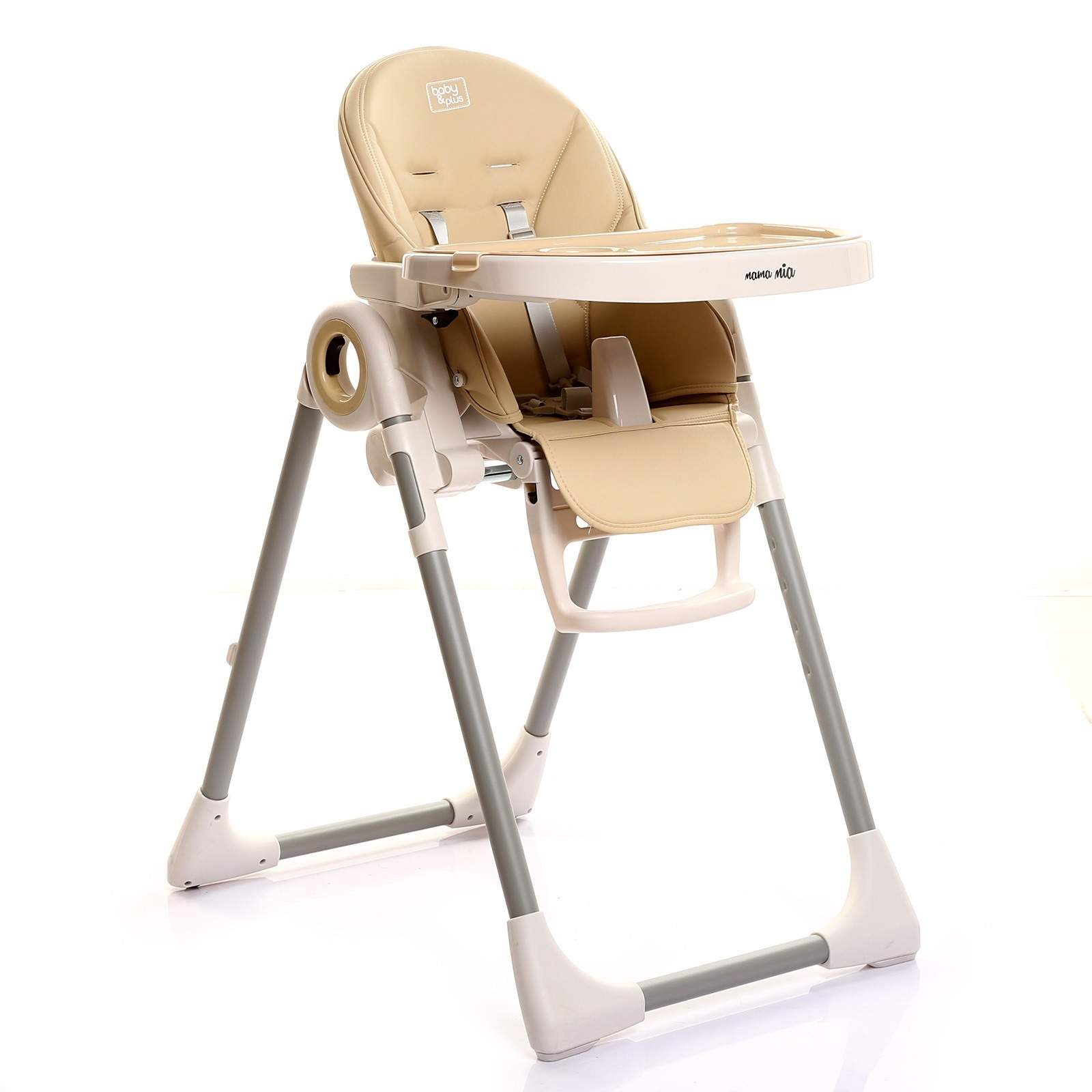 Ebebek Baby&plus Mama Mia Feeding High Chair