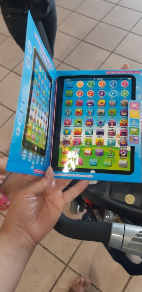 Kids English Learning Tablet photo review