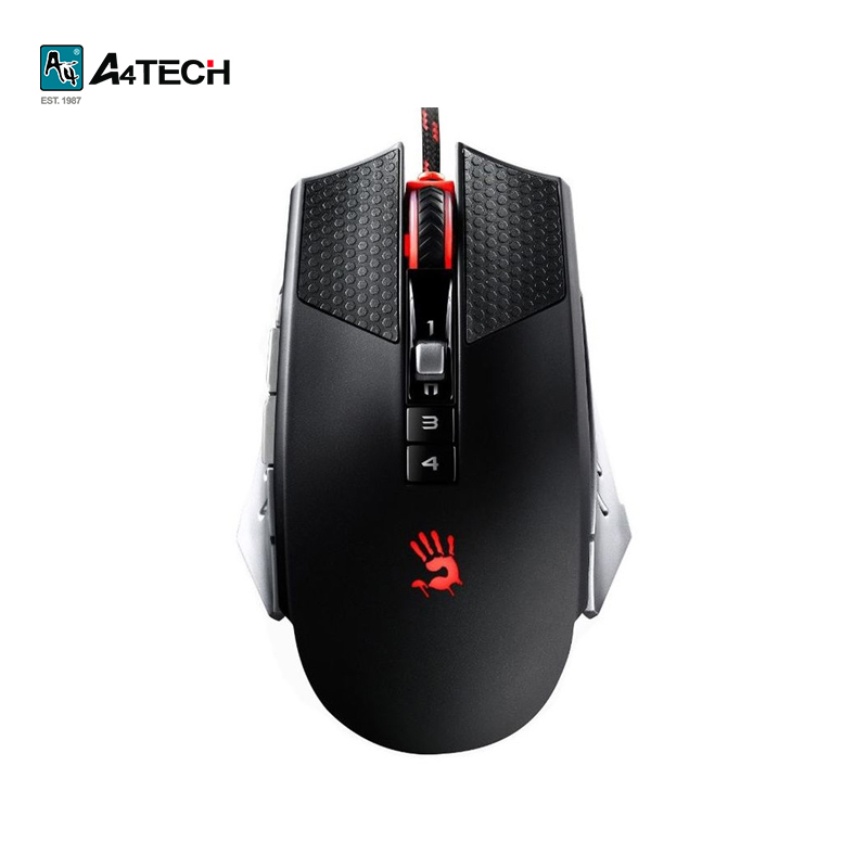 купить Gaming mouse A4Tech Bloody T6 Winner Officeacc онлайн