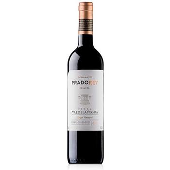 Red wine PRADOREY farm Valdelayegua, parenting, D.O Duero's riverbank, free from Spain, red wine