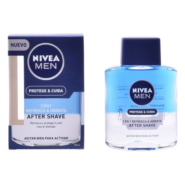 After Shave Lotion <font><b>Men</b></font> <font><b>Nivea</b></font> (100 ml) image
