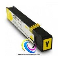 HP N ° 971 XL צהוב תואם HP 970 XL OfficeJet Pro X451 X476 X451dw X 476dw X551 X576 X551dw x576dw